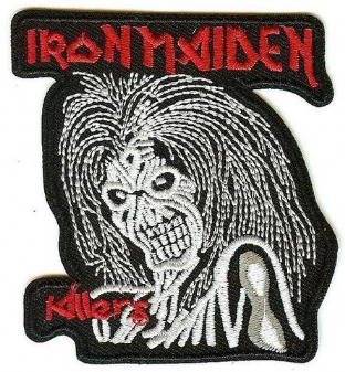 Iron Maiden Patch 17